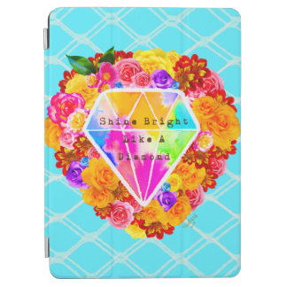 Shine Bright Like A Diamond iPad Air Cover
