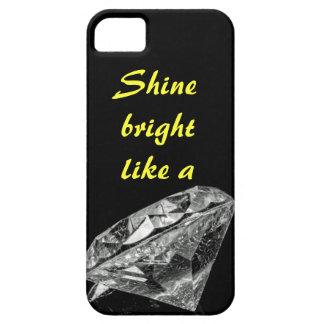 Shine Bright Like A Diamond iPhone 5/5S Case