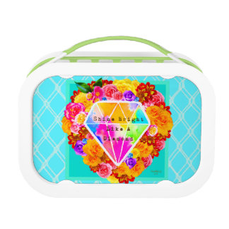 Shine Bright Like A Diamond Lunch Box