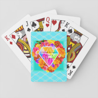 Shine Bright Like A Diamond Playing Cards