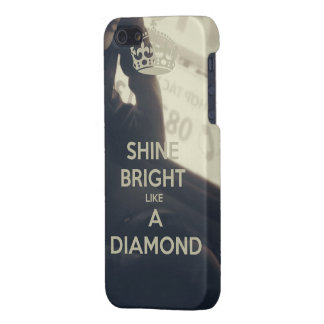 Shine Bright Like to Diamond iPhone5/5s CASE iPhone 5/5S Cases