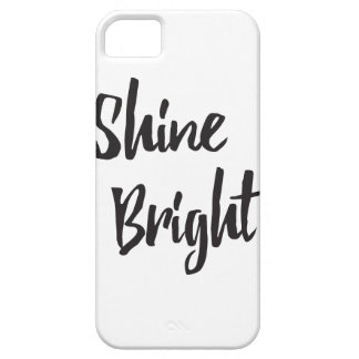 Shine bright phone case