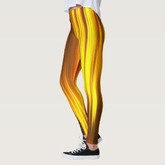 shine golden celebrations festive fashion rich leggings