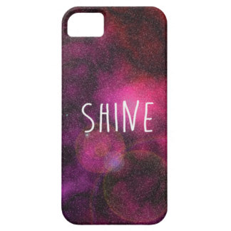Shine iPhone 5 Cover