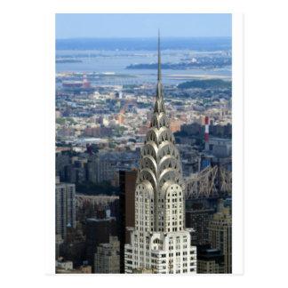 Shine Like the Chrysler Building Postcard