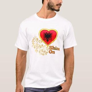 Shine On Albania T-Shirt