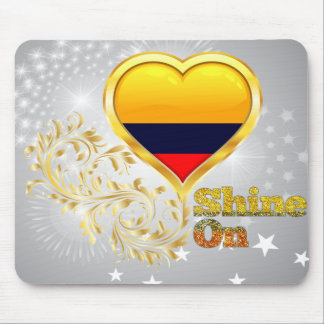 Shine On Colombia Mousepad