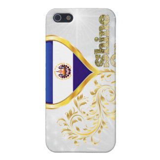 Shine On El Salvador iPhone 5 Covers