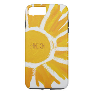 Shine on! iPhone 7 plus case