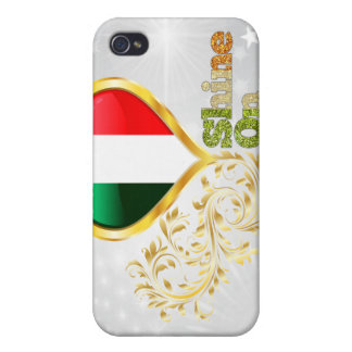 Shine On Italy Cover For iPhone 4