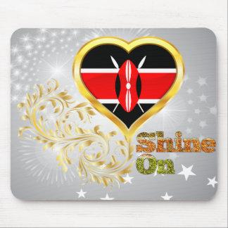 Shine On Kenya Mouse Pads