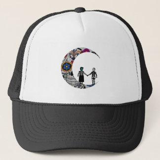 SHINE ON LOVE TRUCKER HAT