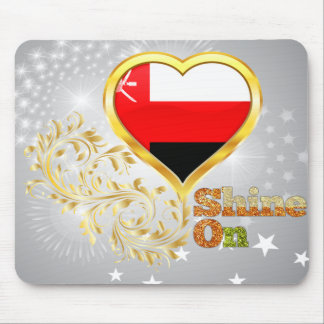 Shine On Oman Mouse Pad