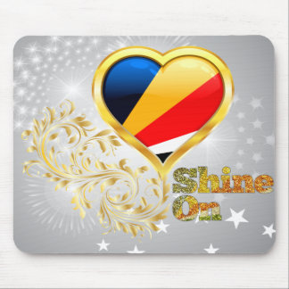 Shine On Seychelles Mouse Pads