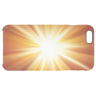 Shine on Shoes Clear iPhone 6 Plus Case