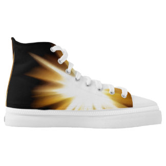 Shine on Shoes Printed Shoes