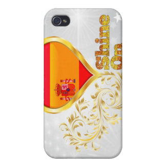 Shine On Spain iPhone 4/4S Covers