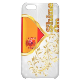 Shine On Spain iPhone 5C Covers