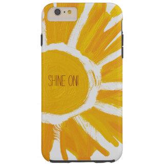 Shine on! tough iPhone 6 plus case