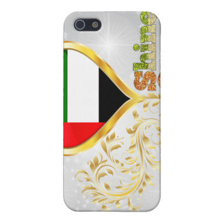 Shine On United Arab Emirates Cover For iPhone 5/5S