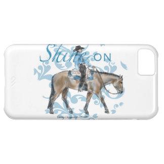 Shine On Western Pleasure Design iPhone 5C Case