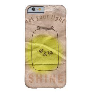 Shine Phone Case Barely There iPhone 6 Case