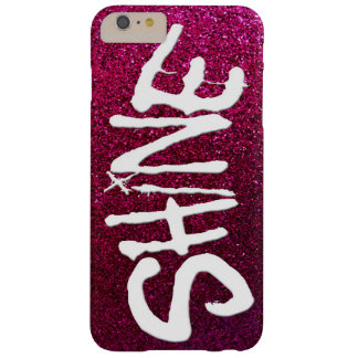 SHINE pinkish glitter iPhone 6 case