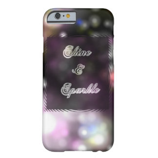Shine&sparkle Barely There iPhone 6 Case
