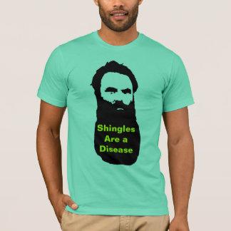 Shingles Mens T T-Shirt