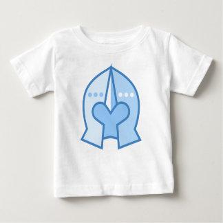 Shining Armor Helmet Baby T-Shirt
