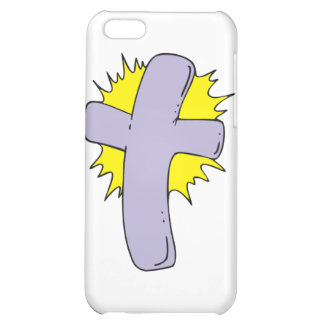 Shining Cross Case For iPhone 5C
