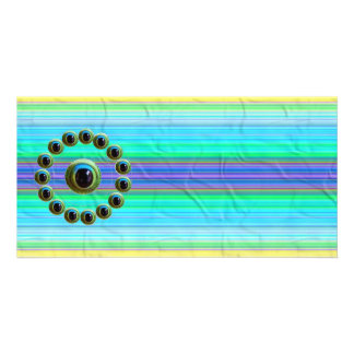Shining Graphic Sparkle Rods  n Dragons Eye Camera Photo Cards