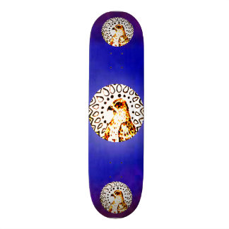 Shining Hawk Skateboard