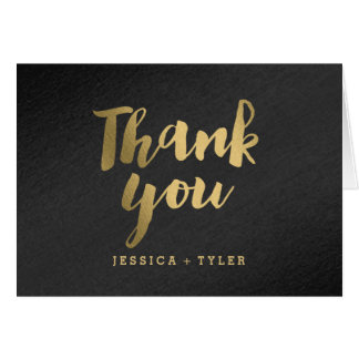 Shining Promise Thank You Card