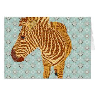 Shining Star Christmas Card
