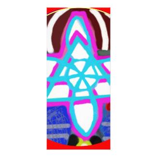 Shining STAR -  Karuna Reiki NOSA Rack Card Design