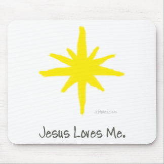 Shining Star Mouse Pads