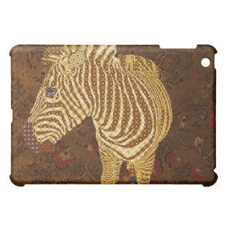 Shining Star Zebra Poppy Case iPad Mini Covers