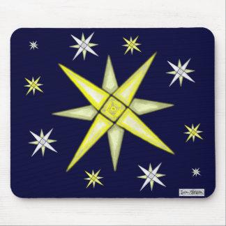 Shining Stars Mousemat