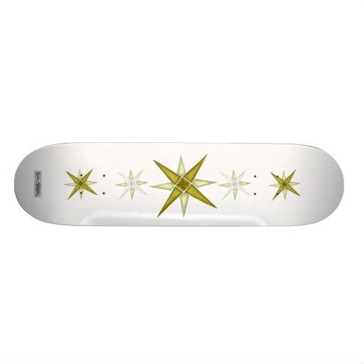 Shining Stars Skateboard