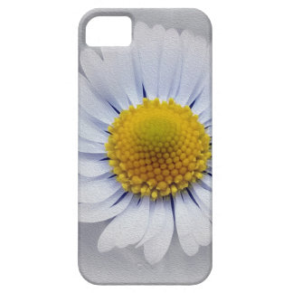 shining white daisy iPhone 5 cover