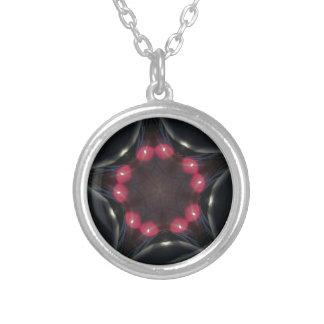 ShiningBlackstar Silver Plated Necklace