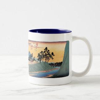 Shinmachi Two-Tone Coffee Mug