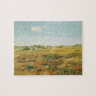 Shinnecock Hills by William Merritt Chase Jigsaw Puzzle