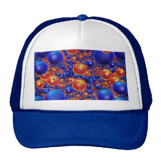 Shiny 3D balls Cap