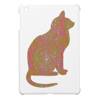 SHINY Brown CAT: KIDS Love Kitty Kittens LOWPRICE iPad Mini Cases
