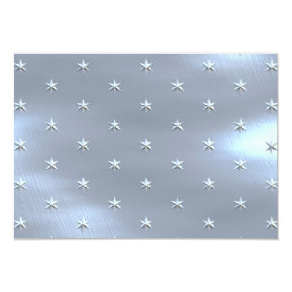 Shiny Brushed Star Metallic Texture Announcements