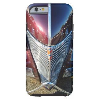 Shiny Chrome Grille of Chevrolet Hot Rod Tough iPhone 6 Case