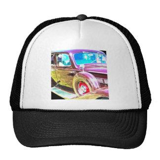 Shiny Classic Car Cap