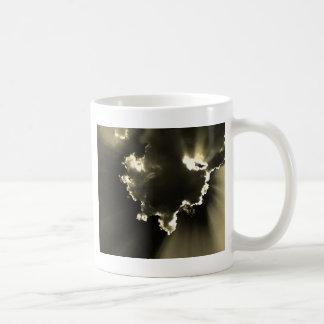 Shiny Cloud Basic White Mug